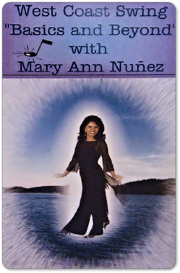Maryann Nunez WCS Basics and Beyond DVD