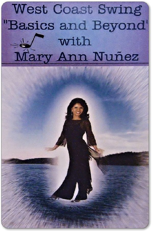 Mary Ann Nunez Basics and Beyond DVD
