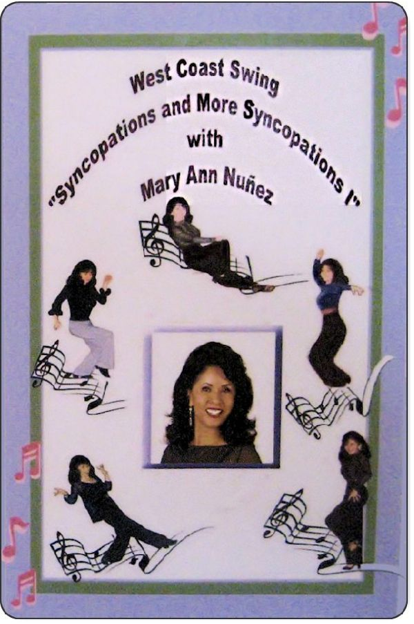 Mary Ann Nunez Syncopations and More Syncopations DVD